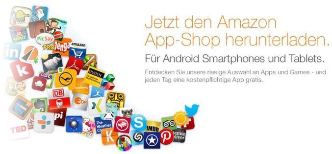 Amazon App-Shop