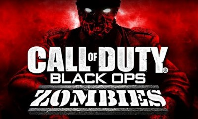 Call of Duty Black Ops Zombies Header