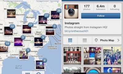 Instagram 3.0 update