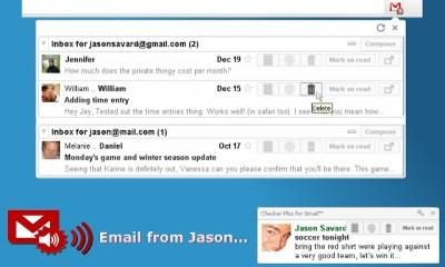 Checker Plus for Gmail Screenshot