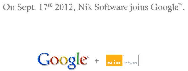 google nik software