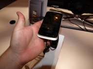 HTC Desire X (IFA 2012) Hands-on