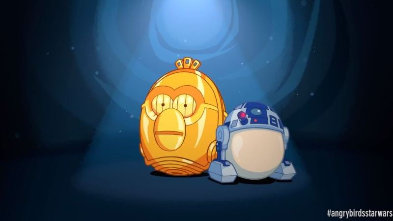 angry birds star wars video 2