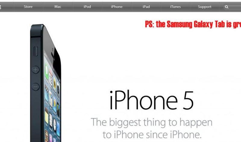 apple werbung samsung gb tablet urteil