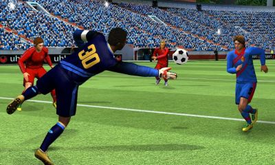 real football 2013 screenshot