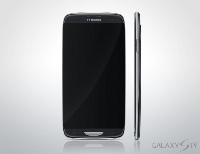 Samsung Galaxy S4 Konzept