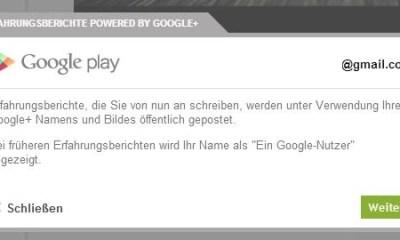 Google Play Google Plus Bewertungen2
