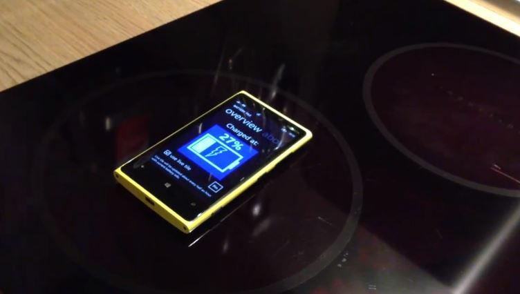 lumia 920 induktionsherd