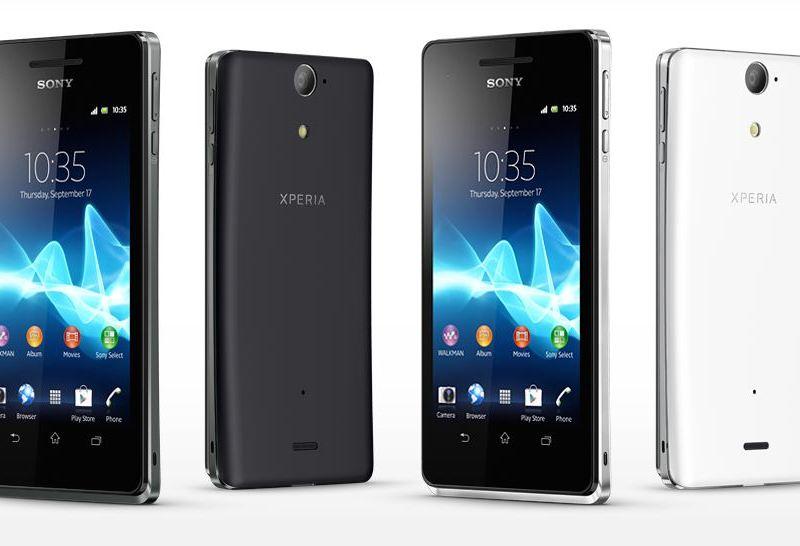 Sony Xperia J Produktbild