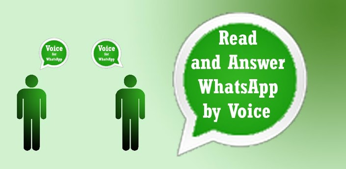 Voice for WhatsApp