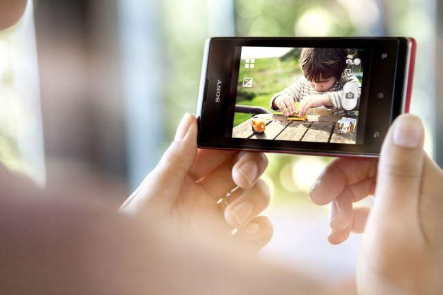 Sony Xperia E Bild