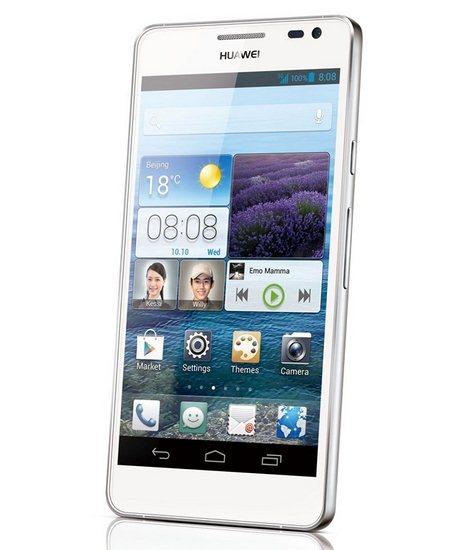 Huawei Ascend D2 Produktbild