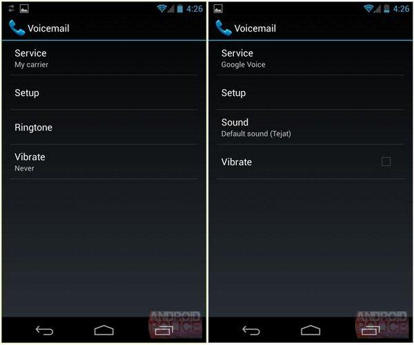 voicemail-einstellungen