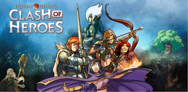 Might and magic clash of the heroes