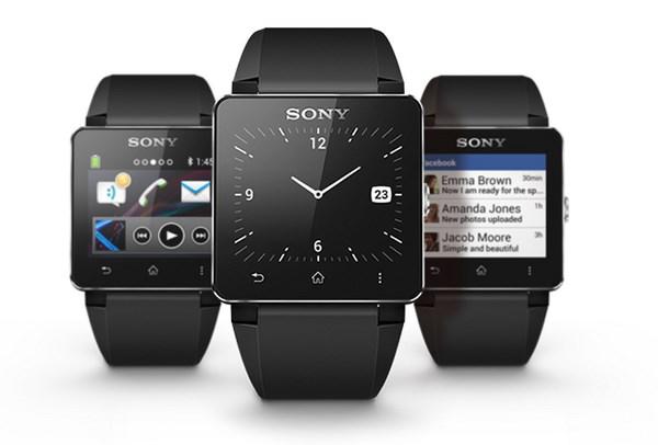 Sony SmartWatch 2 Produktbild (2)