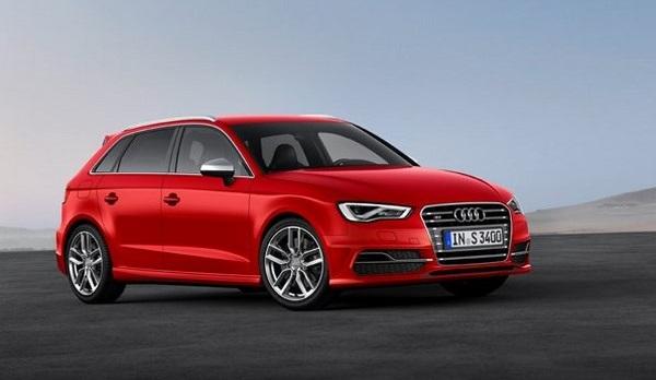 Audi S3 Sportback Produktbild