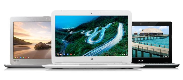 Chromebooks 2013
