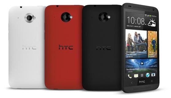 HTC Desire 601 Pressebild