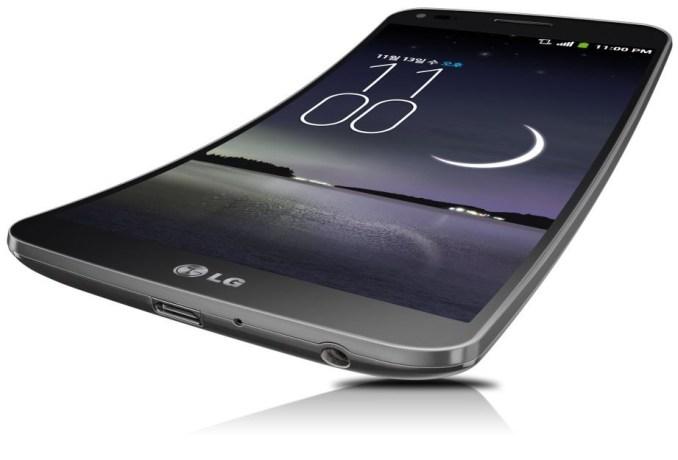 LG G Flex Produktbild 2