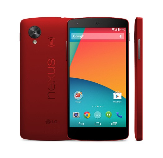 nexus5red