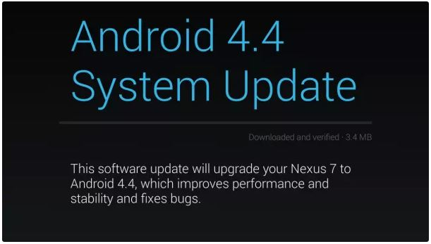 android 4.4 update