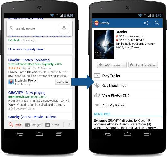 Flixster-app-indexing
