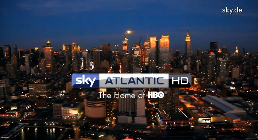 Sky Atlantic Heute