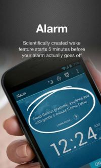 sleep genius screenshot