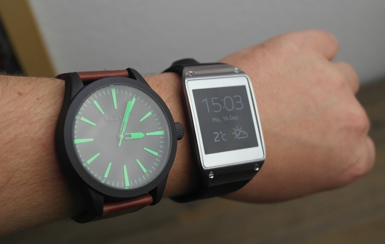 Samsung Galaxy Gear Test-13