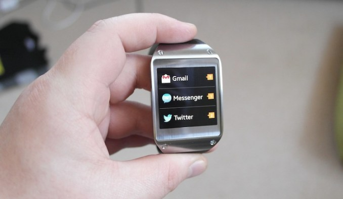 Samsung Galaxy Gear Test-3