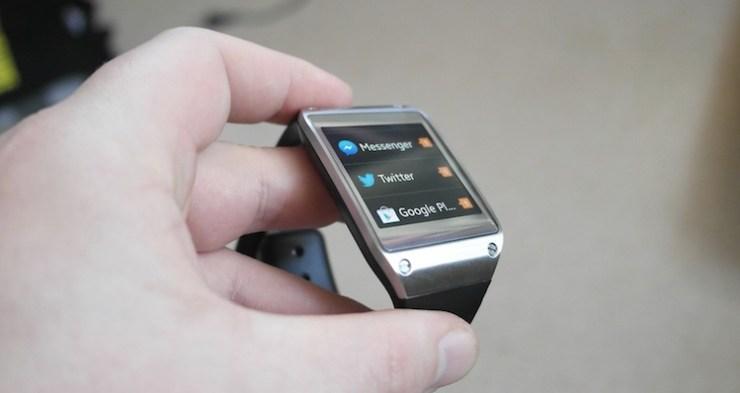 Samsung Galaxy Gear Test-7