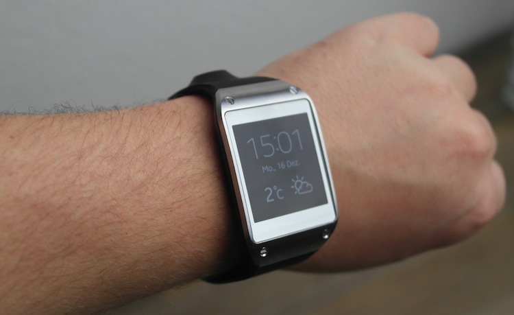 Samsung Galaxy Gear Test-8