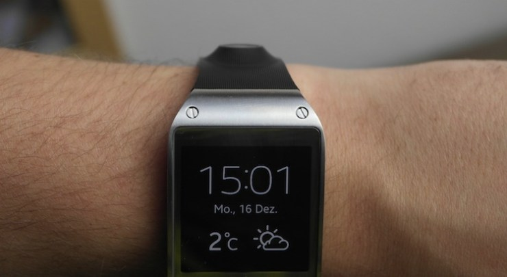 Samsung Galaxy Gear Test-9