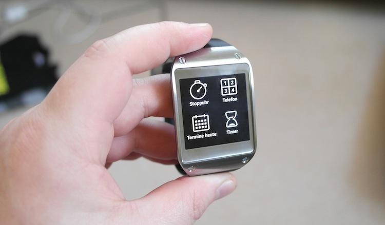 Samsung Galaxy Gear Test-9