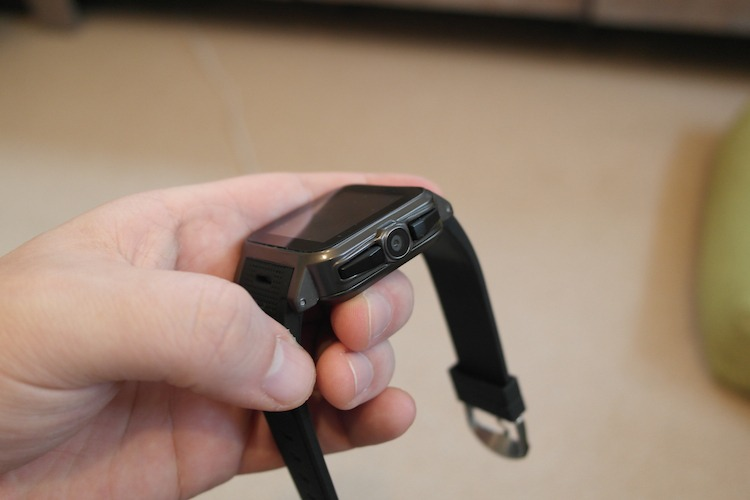 Simvalley Smartwatch aw-414.go Test-1
