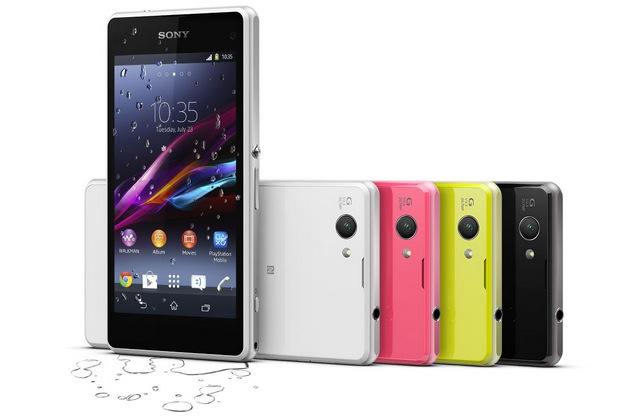 Sony Xperia Z1 Compact Produktbild