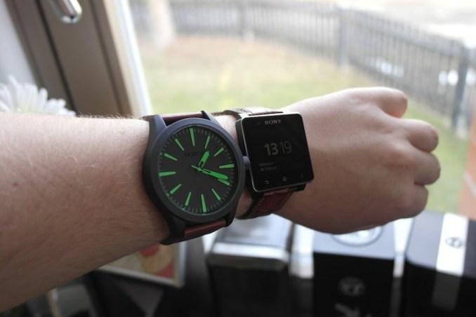 Sony Smartwatch SW2 Test-1