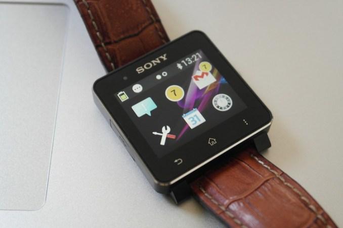 Sony Smartwatch SW2 Test-3