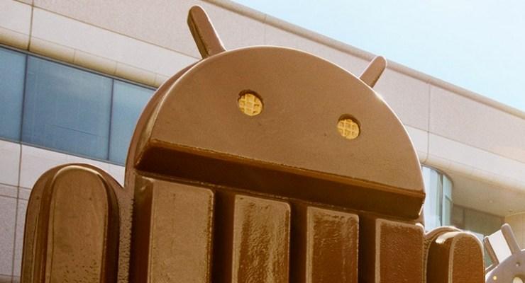 Android KitKat Logo