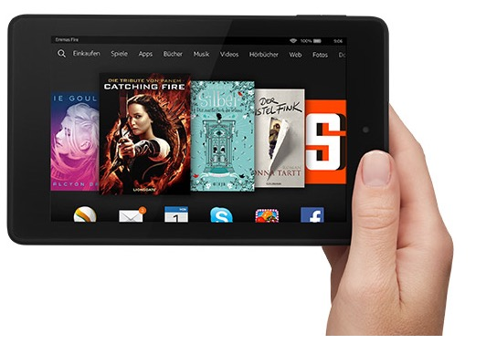 Kindle Fire HD6