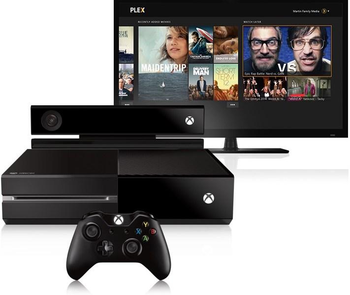 Plex Xbox One