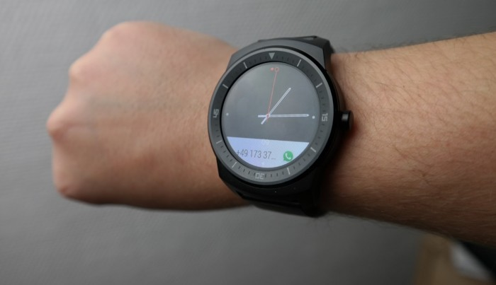 LG G Watch R Test