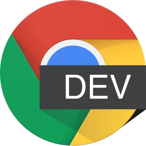 chrome dev logo