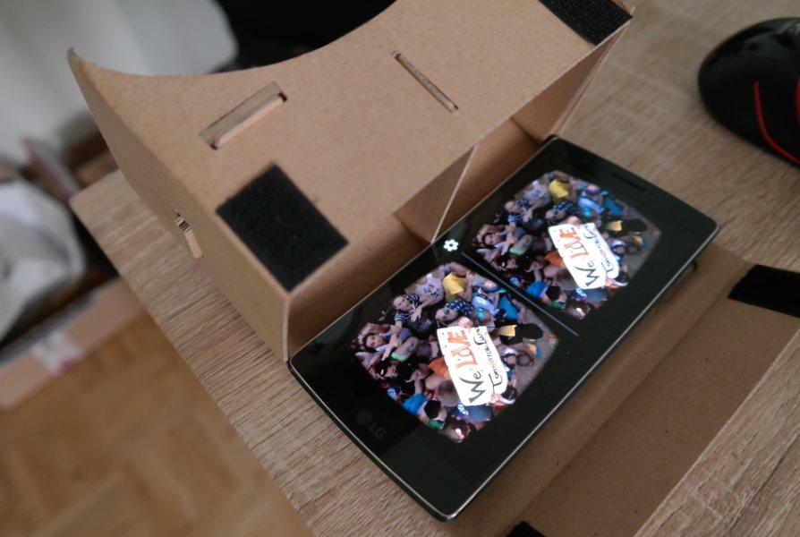 cardboard youtube