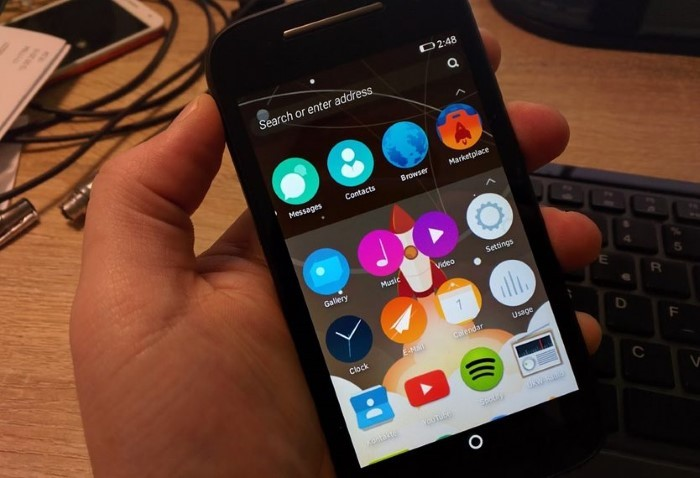firefox os android