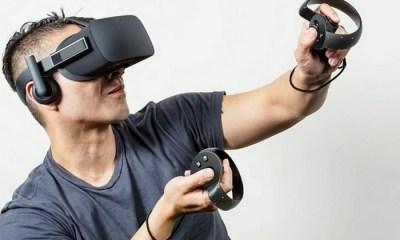 oculus rift touch