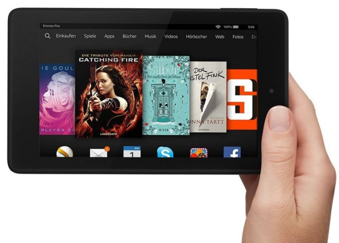 Amazon Tablet