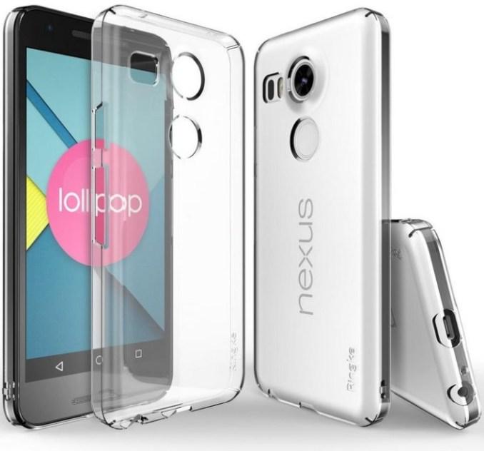 Nexus 5x leak