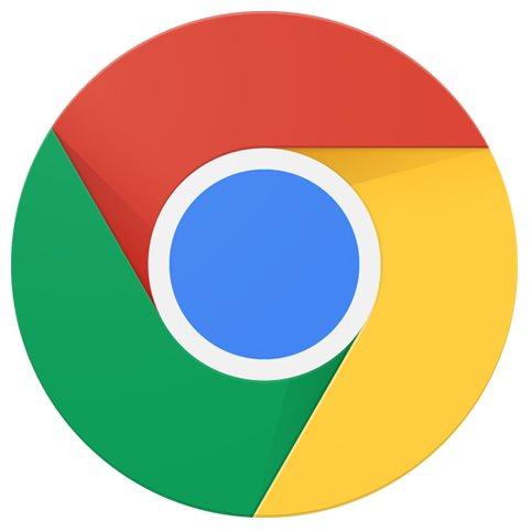 chrome logo 2015