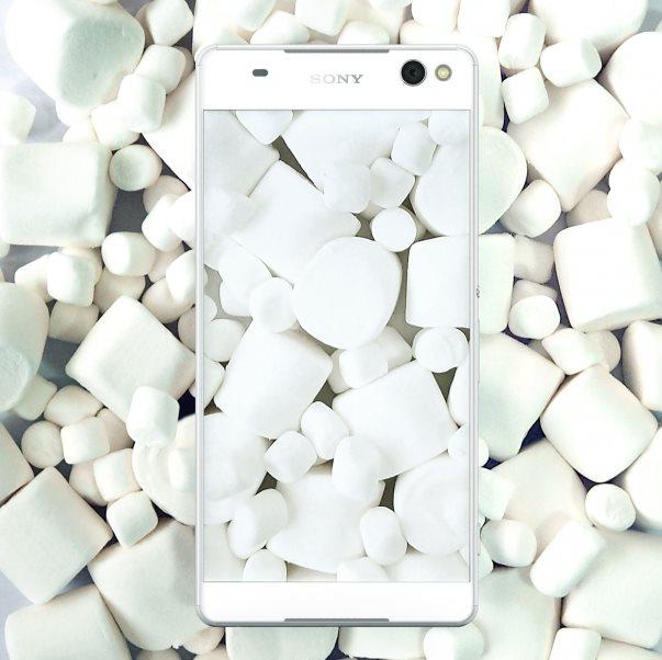 sony marshmallow